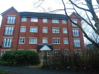 2 Bedrooms Flat for sale in Moor Lane, Northern Moor, Manchester, Greater Manchester