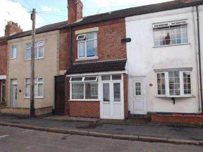 2 Bedrooms Terraced House for sale in Charnwood Street, Coalville, Leicestershire