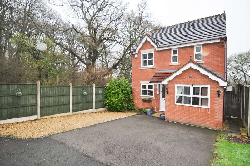 3 Bedrooms Detached House for sale in Atworth Close, Wirehill, Redditch