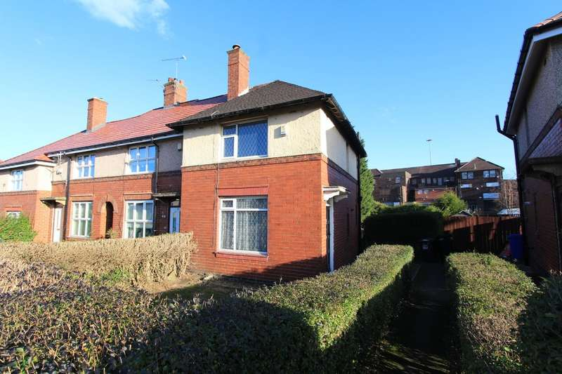 2 Bedrooms Town House for sale in Dagnam Crescent, Arbourthorne