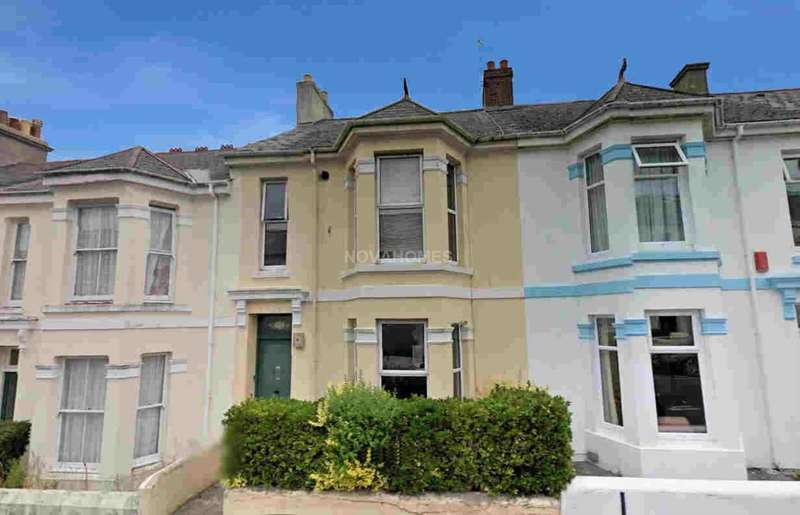 1 Bedroom Flat for sale in Southern Terrace, Mutley, PL4 7LS