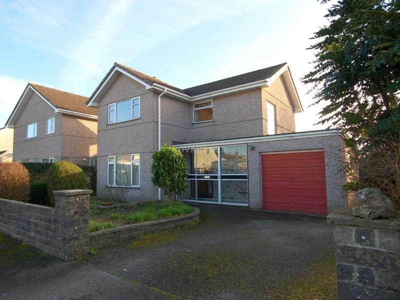 3 Bedrooms Detached House for sale in Callington, PL17 7HQ