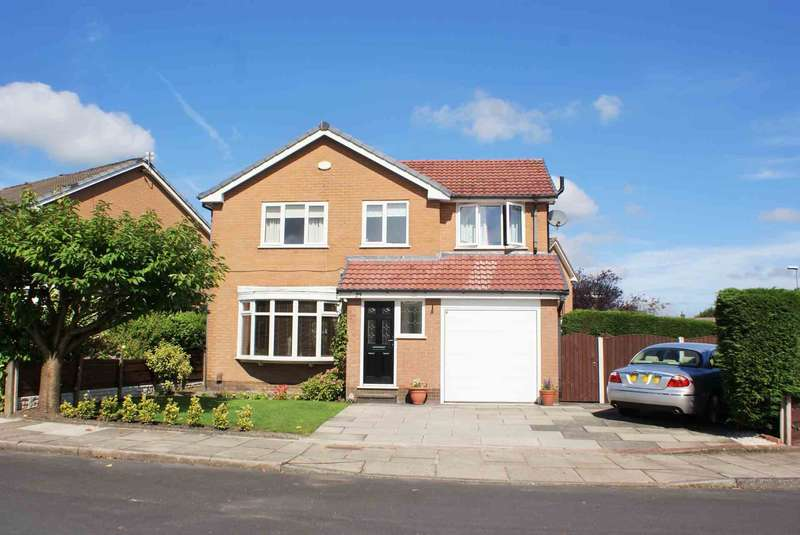 3 Bedrooms Detached House for sale in Cherry Tree Way, Bradshaw