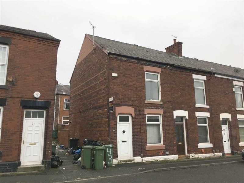 2 Bedrooms Property for sale in Leam Street, Ashton-under-lyne, Lancashire, OL6