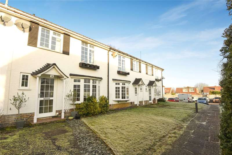3 Bedrooms Terraced House for sale in Longridge Close, Reading, Berkshire, RG30
