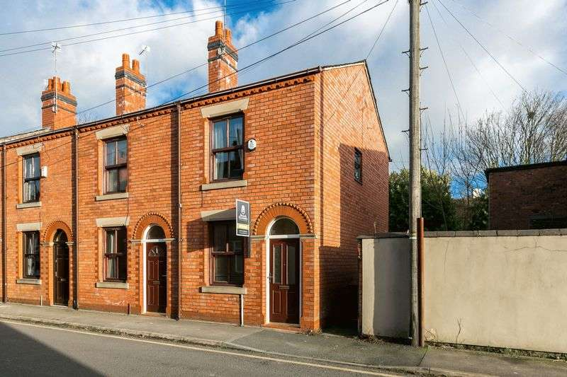3 Bedrooms Terraced House for sale in Glebe End Street, Wigan, WN6 7DF