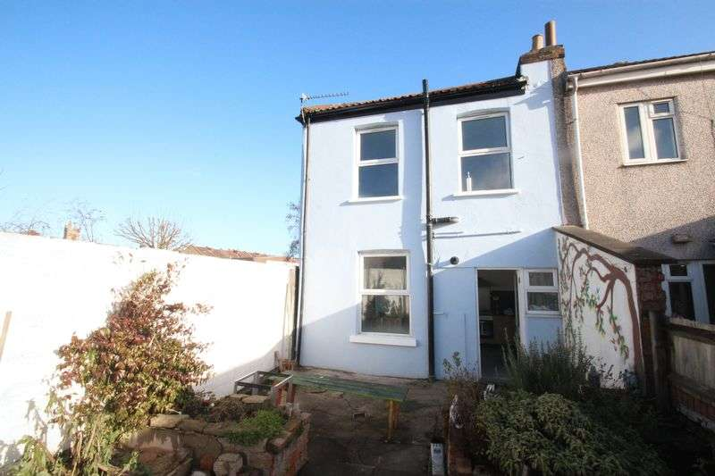 2 Bedrooms Terraced House for sale in Dorset Grove, Bristol