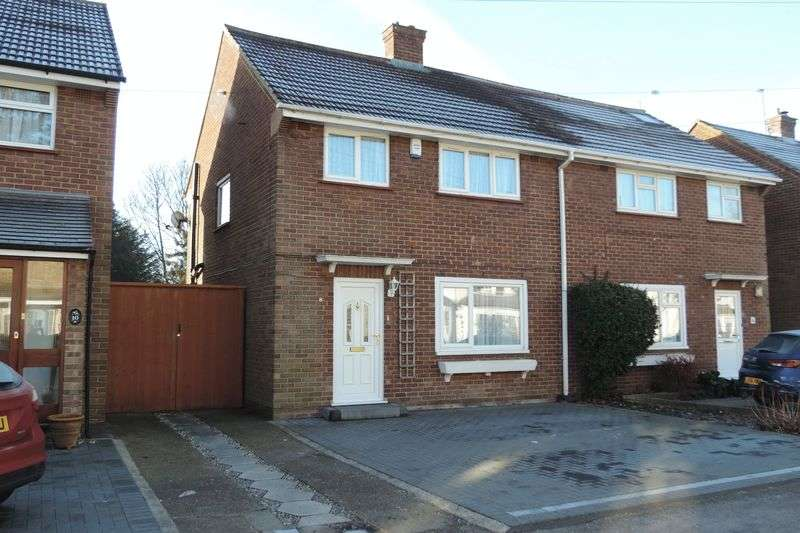 3 Bedrooms Semi Detached House for sale in Frampton Road, Potters Bar
