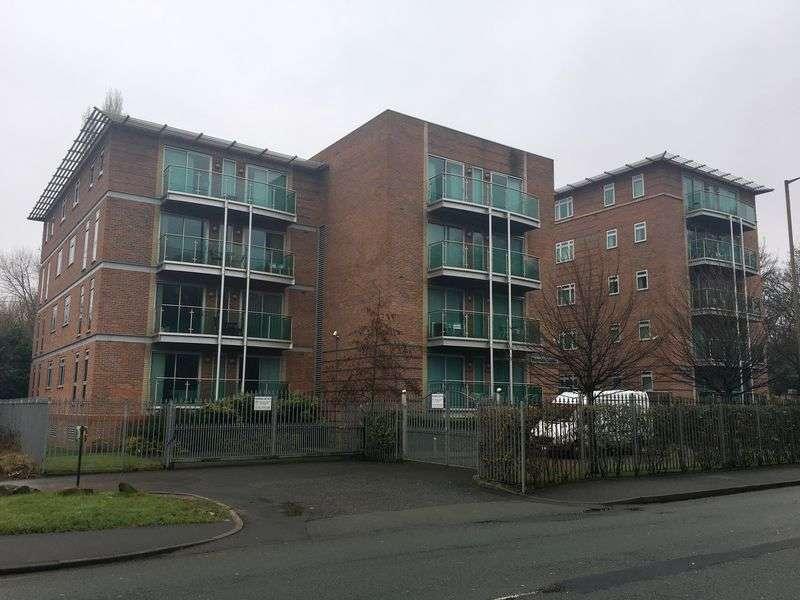2 Bedrooms Flat for sale in Riverside Lodge, Didsbury