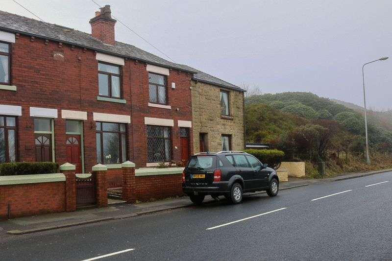 2 Bedrooms Terraced House for sale in Belmont Road, Bolton