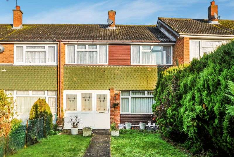 3 Bedrooms Semi Detached House for sale in Talbot Place, Slough