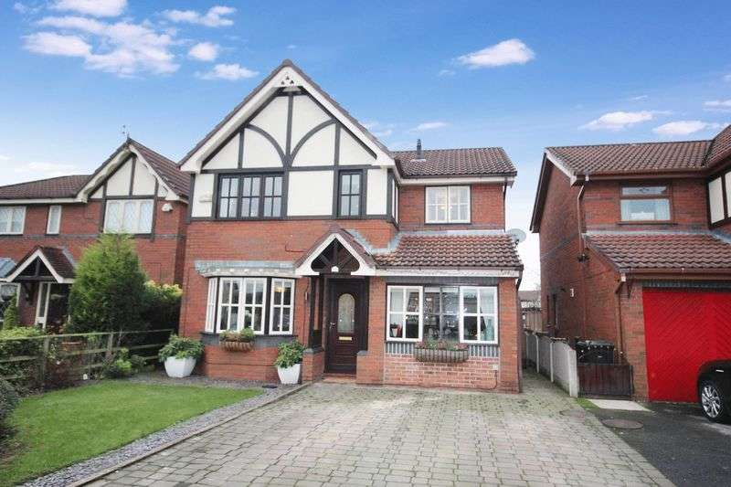 4 Bedrooms Property for sale in Rimington Fold, Manchester