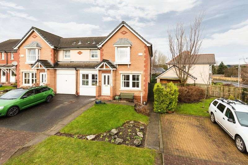 3 Bedrooms House for sale in 20 Edderston Ridge Gardens, Peebles, EH45 9NF