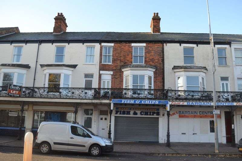 1 Bedroom Flat for sale in Alexandra Road, Cleethorpes