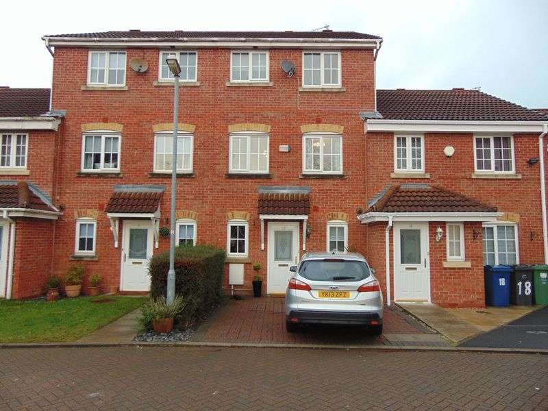 4 Bedrooms House for sale in Kingsdale Close, Bury
