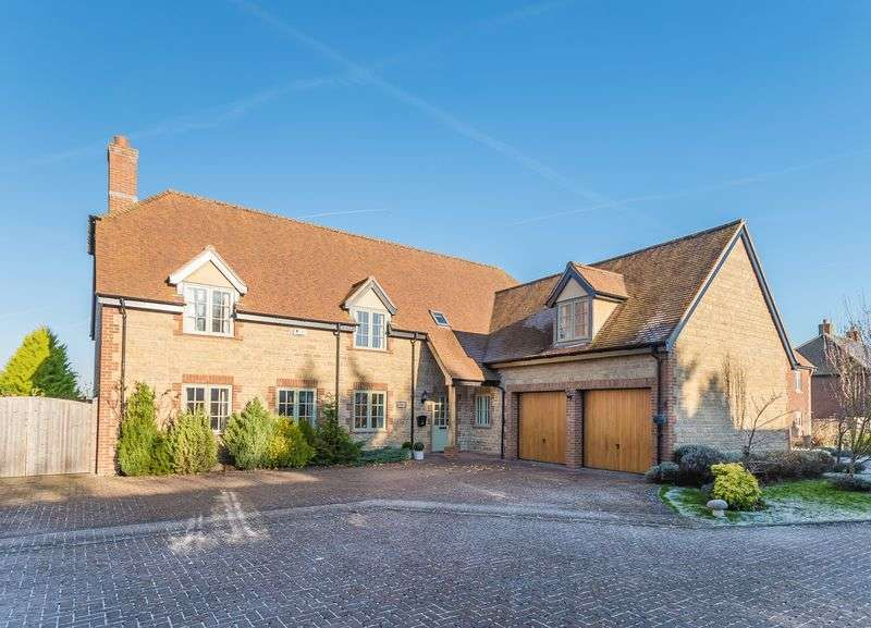 5 Bedrooms Detached House for sale in West Hanney