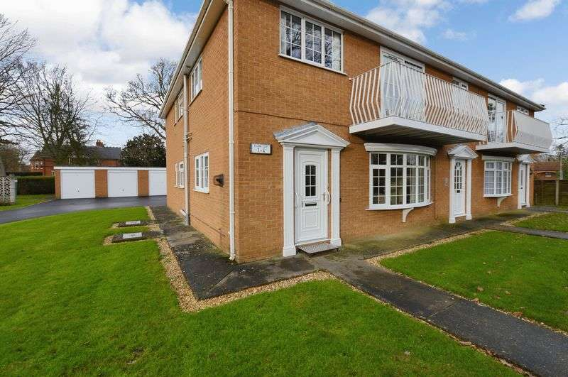 2 Bedrooms Flat for sale in 1 Sylvan Court, Woodhall Spa