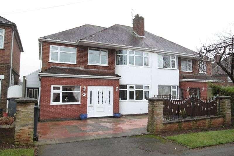 4 Bedrooms Semi Detached House for sale in Kingsway East, Westlands