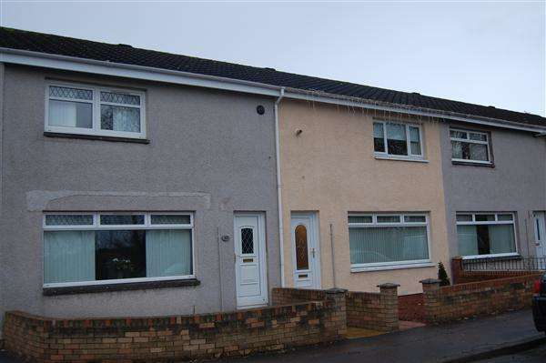 2 Bedrooms Terraced House for sale in Watson Street, Larkhall