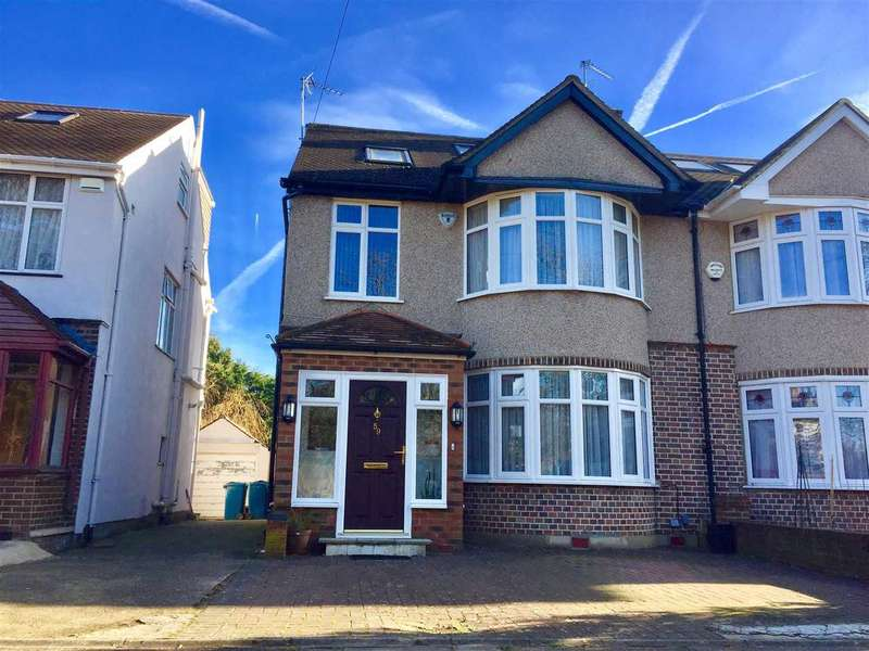 4 Bedrooms Semi Detached House for sale in Belmont Lane, STANMORE