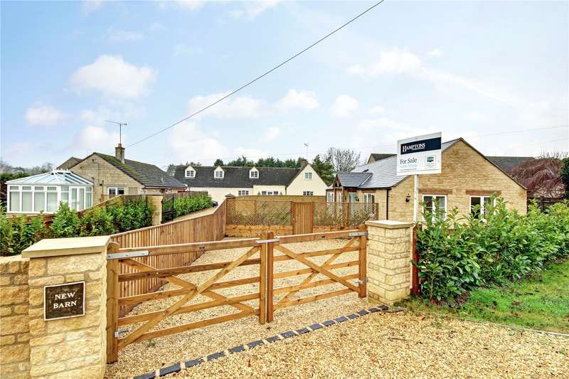 2 Bedrooms Detached Bungalow for sale in Horcott Road, Fairford, GL7
