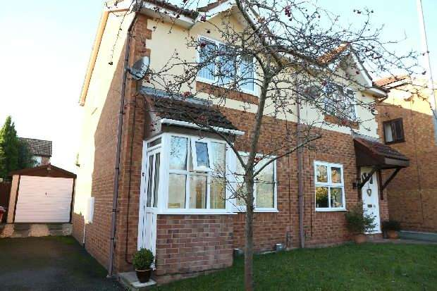 2 Bedrooms Semi Detached House for sale in Whimbrel Park , Halewood , Liverpool