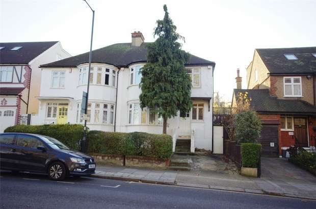 3 Bedrooms Semi Detached House for sale in Doyle Gardens, Kensal Green, London