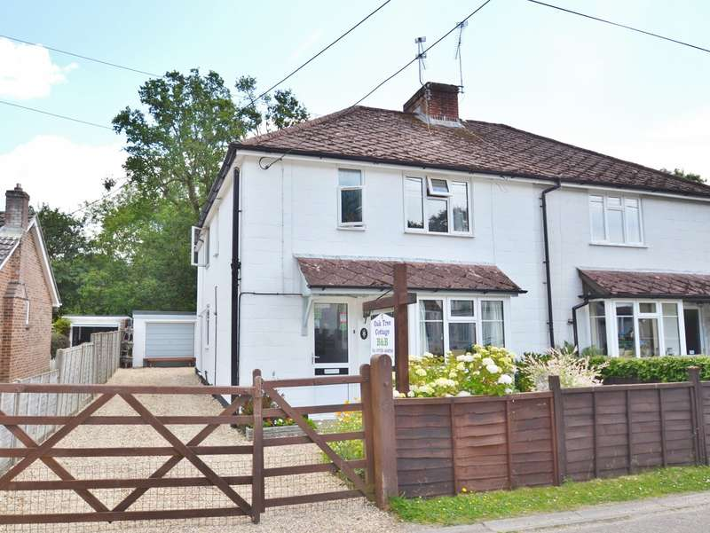 3 Bedrooms Semi Detached House for sale in Burley