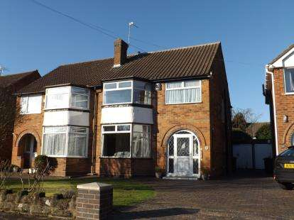 3 Bedrooms House for sale in Mullensgrove Road, Kingshurst, Birmingham, West Midlands
