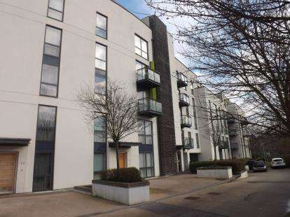 2 Bedrooms Flat for sale in Hemisphere, 18 Edgbaston Crescent, Birmingham, West Midlands