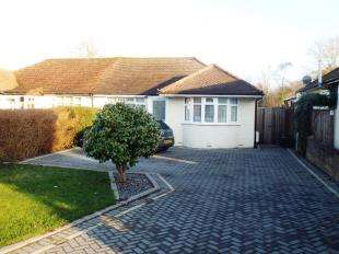 2 Bedrooms Bungalow for sale in Old Tye Avenue, Biggin Hill, Westerham, Kent