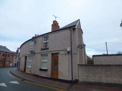 2 Bedrooms End Of Terrace House for sale in Market Street, Rhosllanerchrugog, Wrexham, Wrecsam, LL14