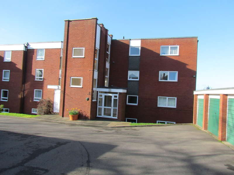 2 Bedrooms Apartment Flat for sale in Bevere Court, Northwick Road, Bevere, Worcester, WR3