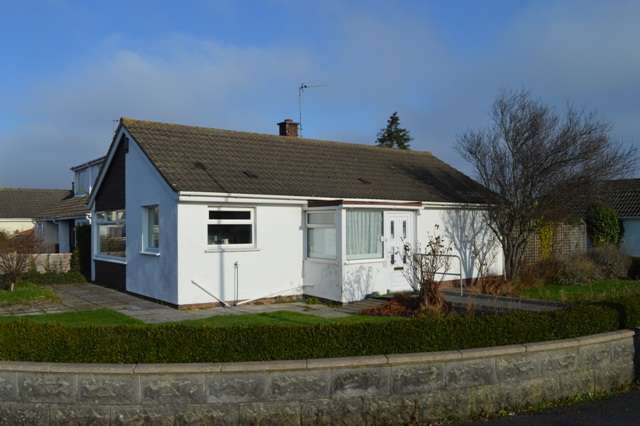 2 Bedrooms Detached Bungalow for sale in Teesdale Close, Milton, Weston-super-Mare