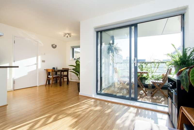 2 Bedrooms Flat for sale in Fielder Apartments, Heath Place, Mile End, E3