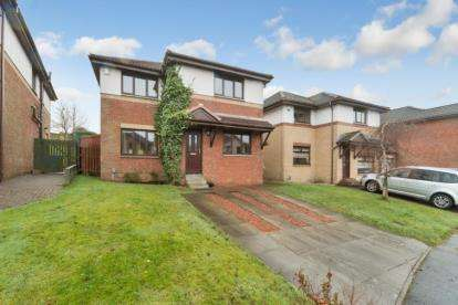 4 Bedrooms Detached House for sale in Springfield Grove, Barrhead