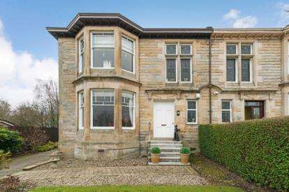 3 Bedrooms Semi Detached House for sale in Rowan Road, Glasgow