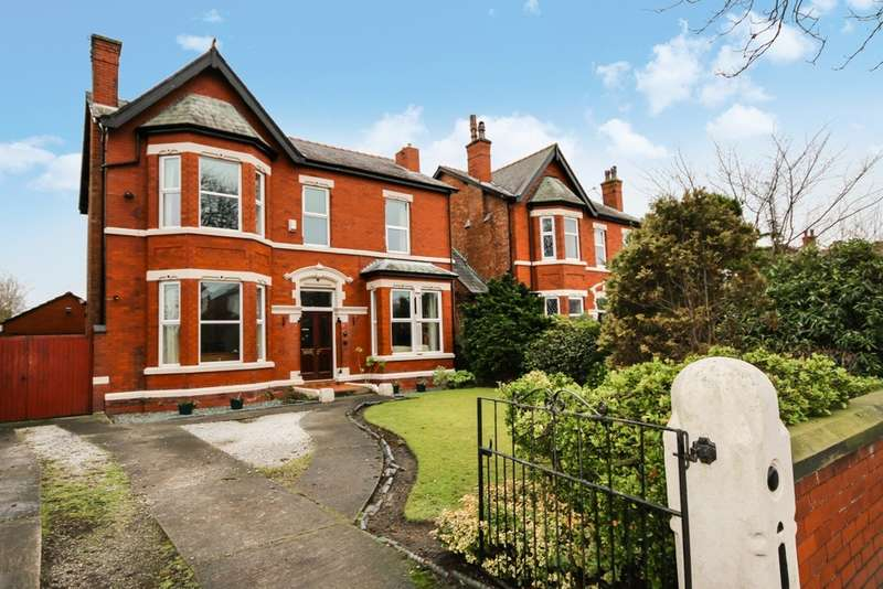 4 Bedrooms Detached House for sale in Wennington Road, Southport