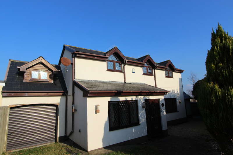 5 Bedrooms Detached House for sale in Carew Close, Crafthole