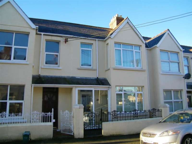3 Bedrooms Property for sale in Shakespeare Avenue, Milford Haven