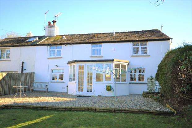 3 Bedrooms Semi Detached House for sale in Lower Downgate, Callington, Cornwall