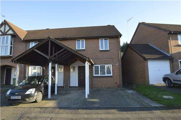 3 Bedrooms Semi Detached House for sale in Millbrook Gardens, CHELTENHAM, Gloucestershire, GL50 3RQ