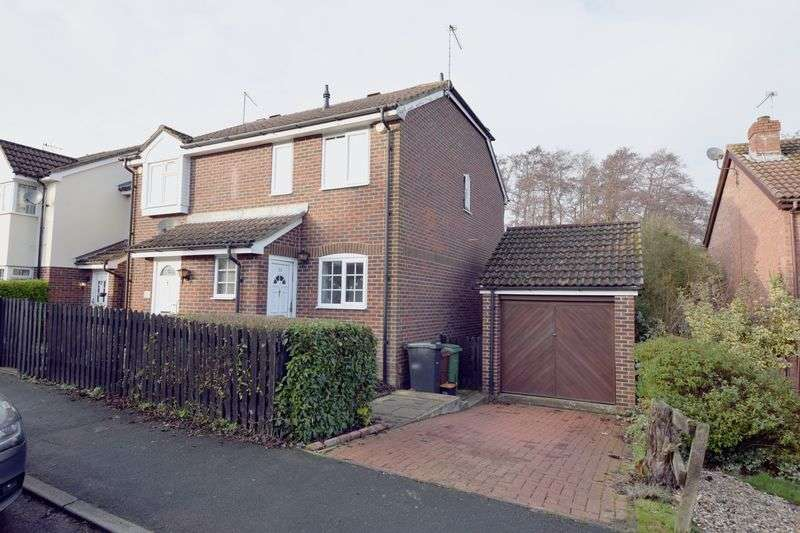 2 Bedrooms Terraced House for sale in Downswood, Maidstone