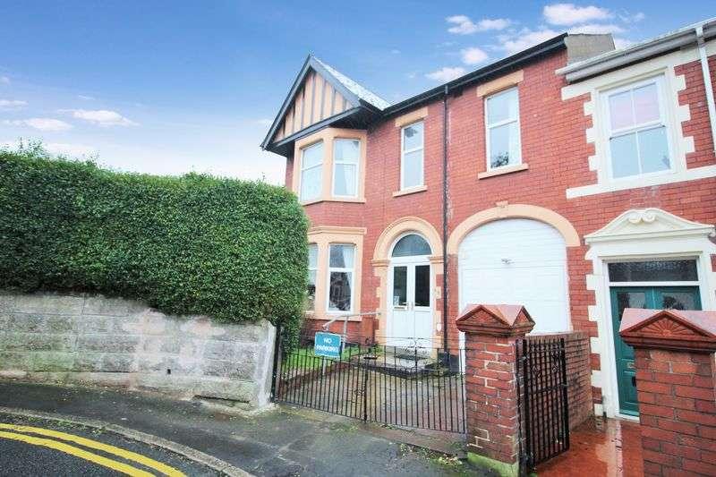 4 Bedrooms Semi Detached House for sale in Richmond Road, St Julians, Newport