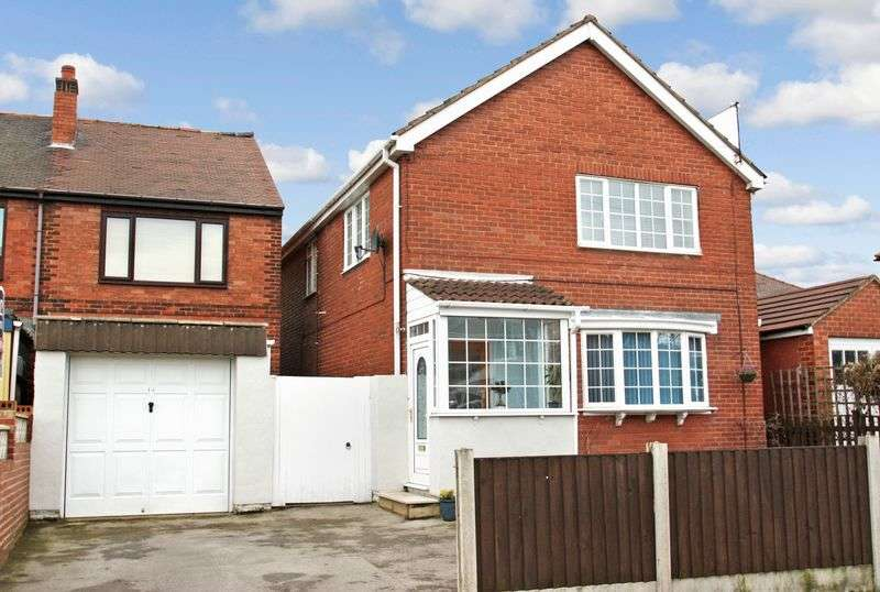 4 Bedrooms Detached House for sale in Askam Avenue, Pontefract