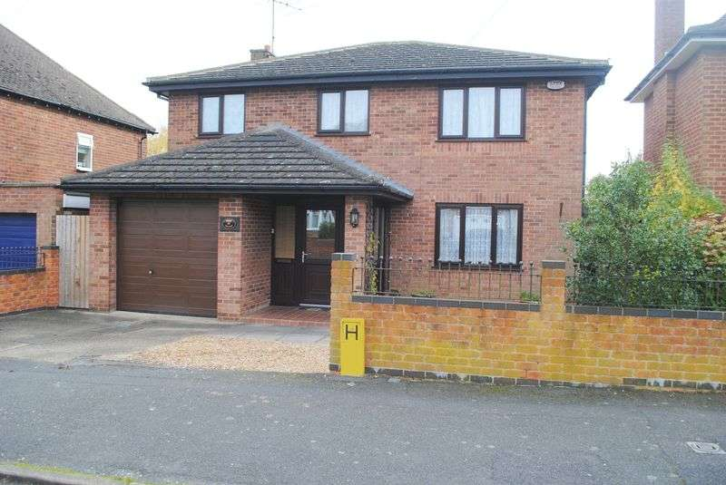 4 Bedrooms Detached House for sale in Park Avenue, Rushden