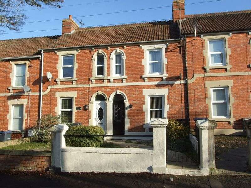 3 Bedrooms Terraced House for sale in Drynham Road, Trowbridge