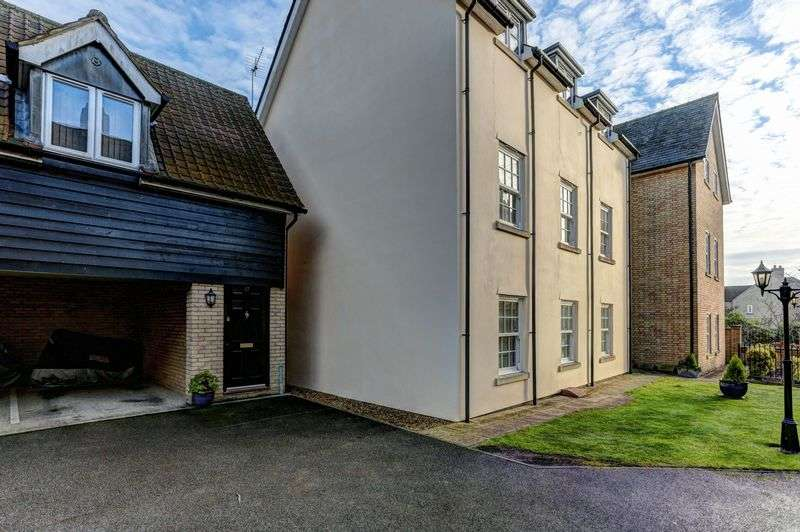 2 Bedrooms Flat for sale in Missin Gate, Ely