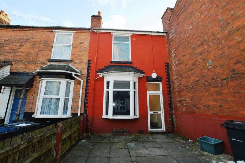 3 Bedrooms Terraced House for sale in Heath Green Road, Birmingham