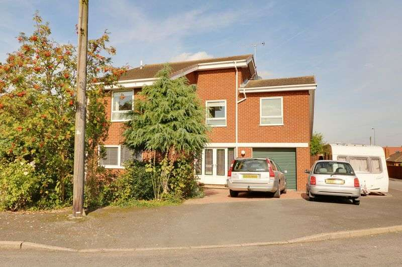 4 Bedrooms Property for sale in Glebe Way, Barton-upon-Humber